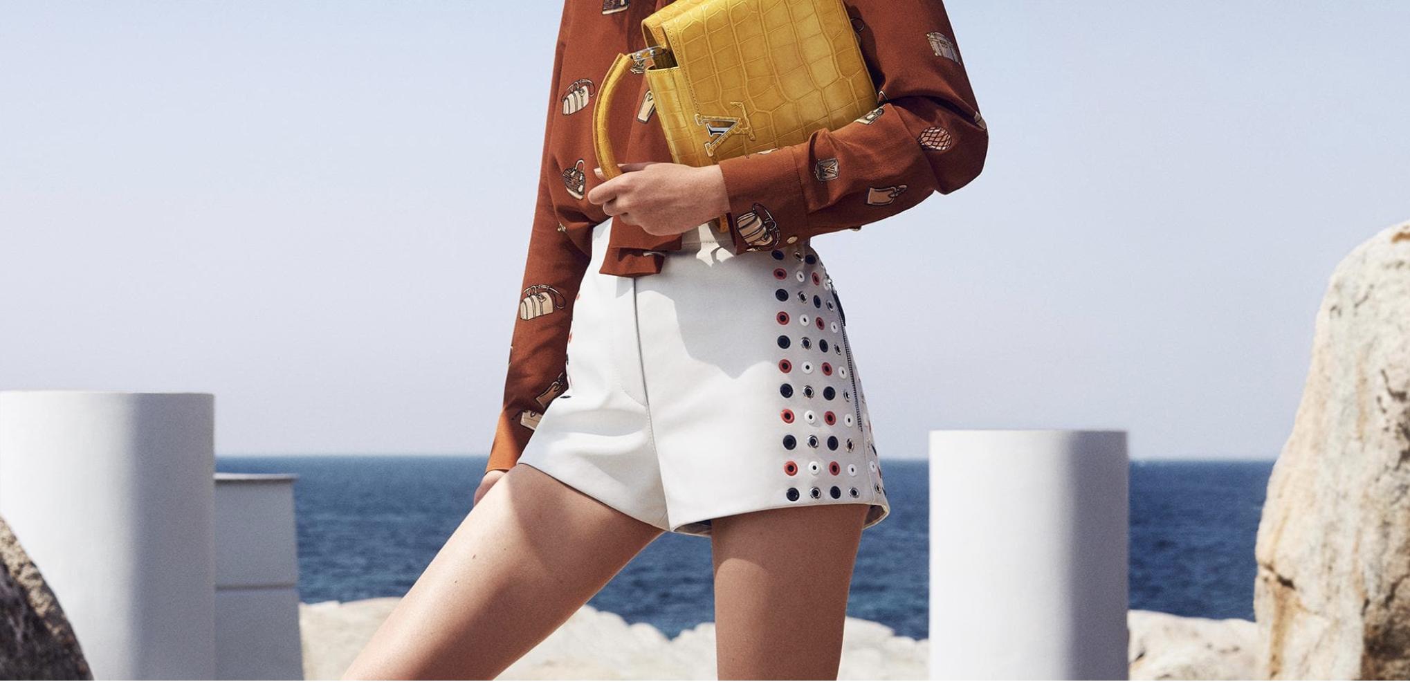 Louis Vuitton Women's 2019 Cruise Campaign